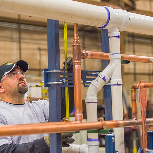 plumbing systems and utilities