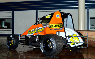 Fire Protection Group Helps Sponsor Race Car