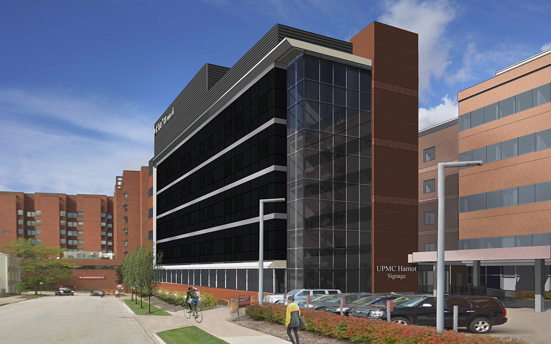 Hamot Hospitals Expansion in Erie, PA
