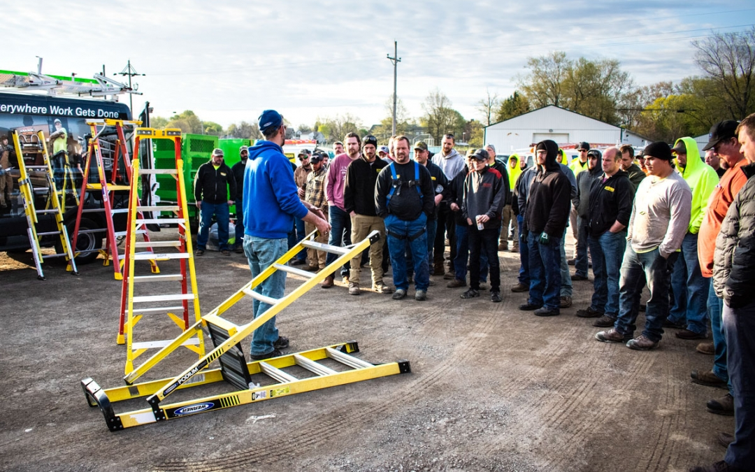 Wm. T. Spaeder Participates in the National Safety Stand-Down Blog Image by Wm. T. Spaeder