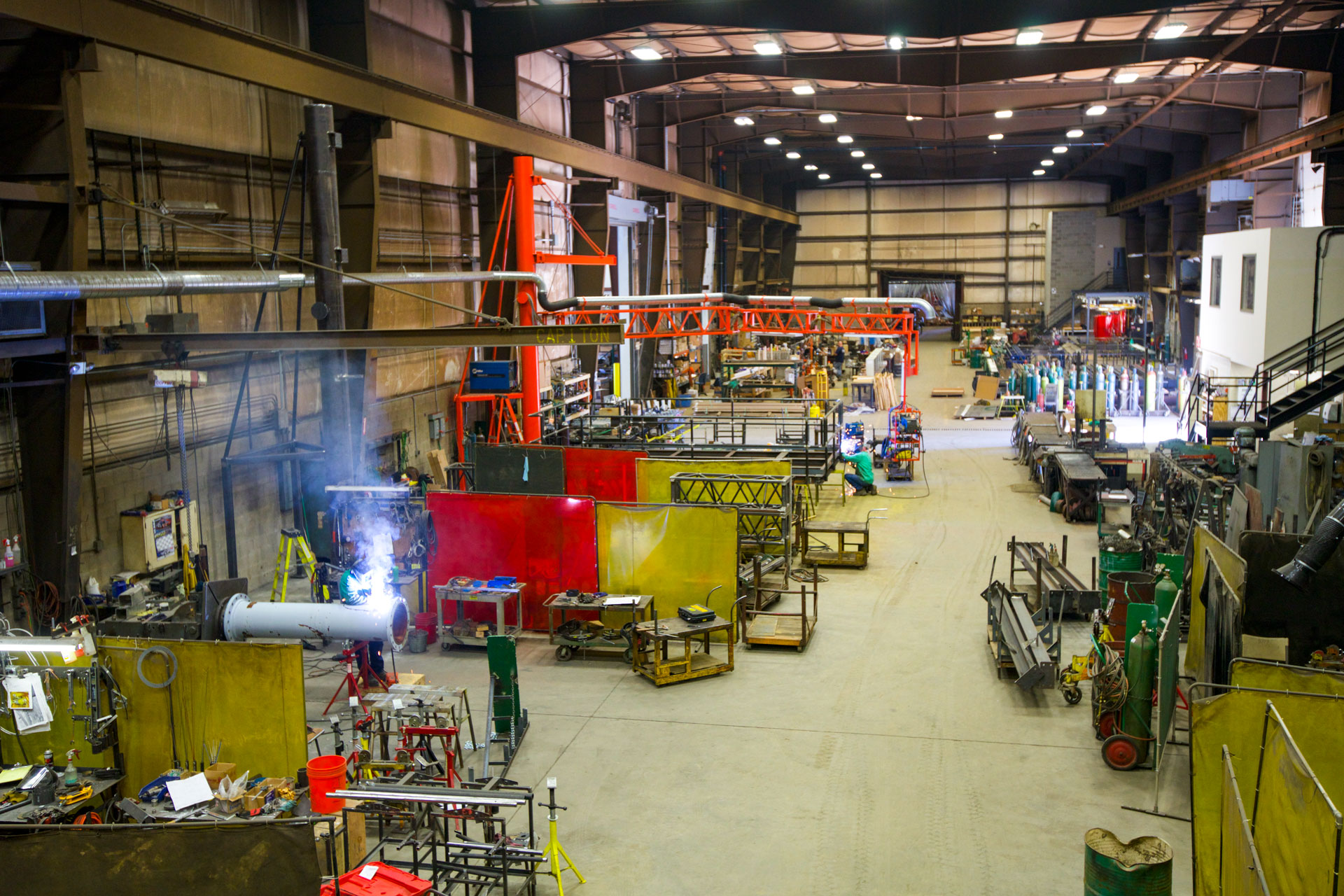Wm. T. Spaeder Fabrication Facility