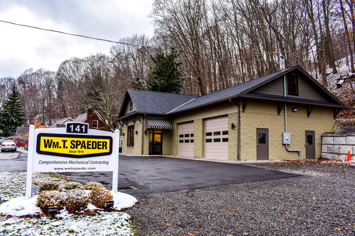 Wm. T. Spaeder Pittsburgh, Office