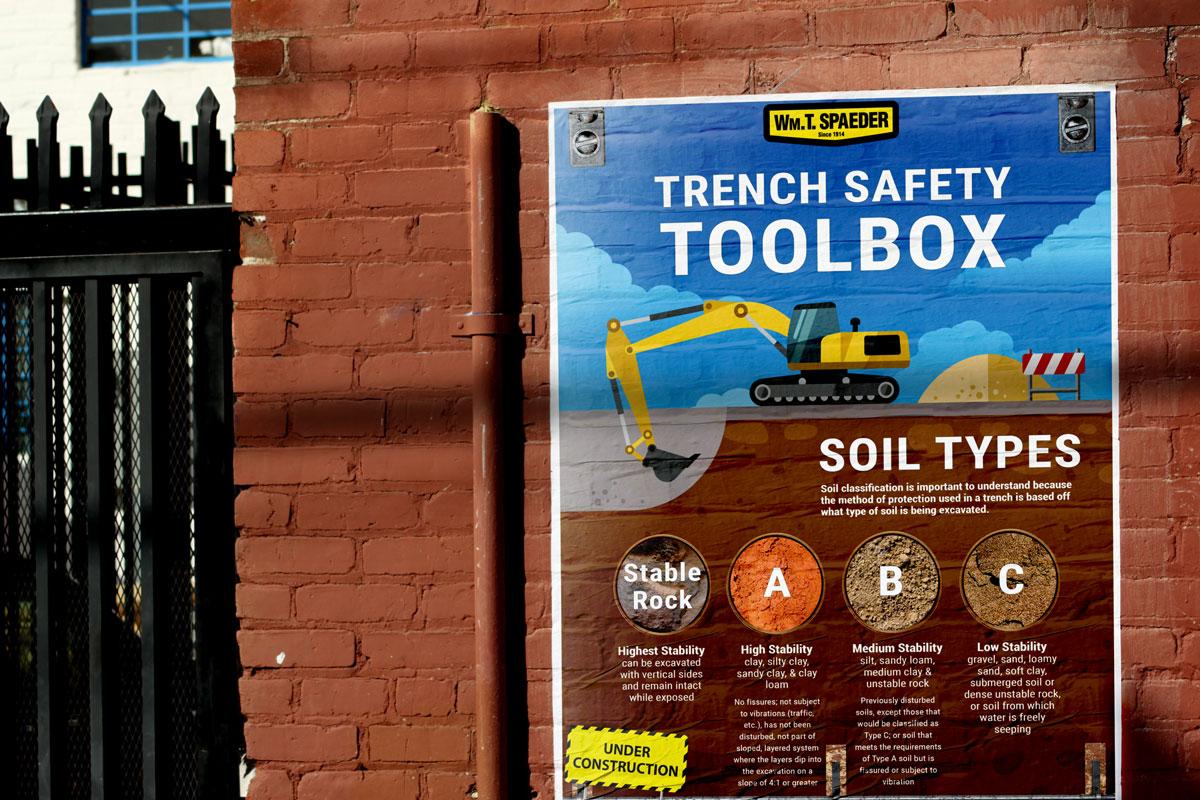 Trench Safety Stand-Down - Wm  T  Spaeder