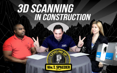 Podcast #3 – 3D Scanning in Construction
