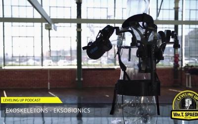 Podcast #4 – EksoBionics Construction Exoskeletons