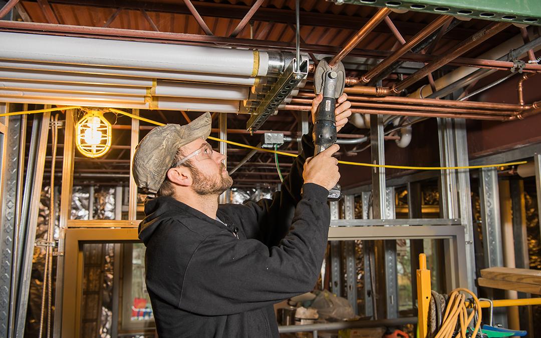 The Plumbers Local Union No. 27 Apprenticeship Program