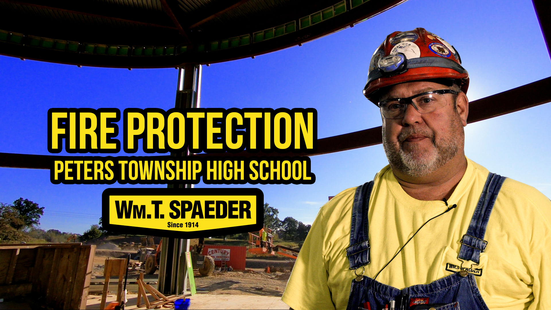 Project Showcase:  Peters Township High School Fire Protection