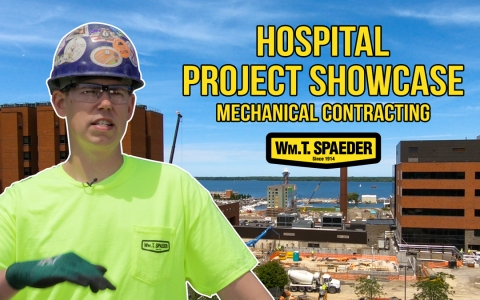 Project Showcase:  Hospital Plumbing Part I