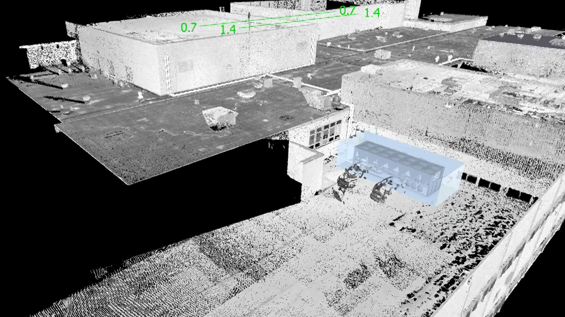 FARO Laser Scanner Streamlines BIM Workflow