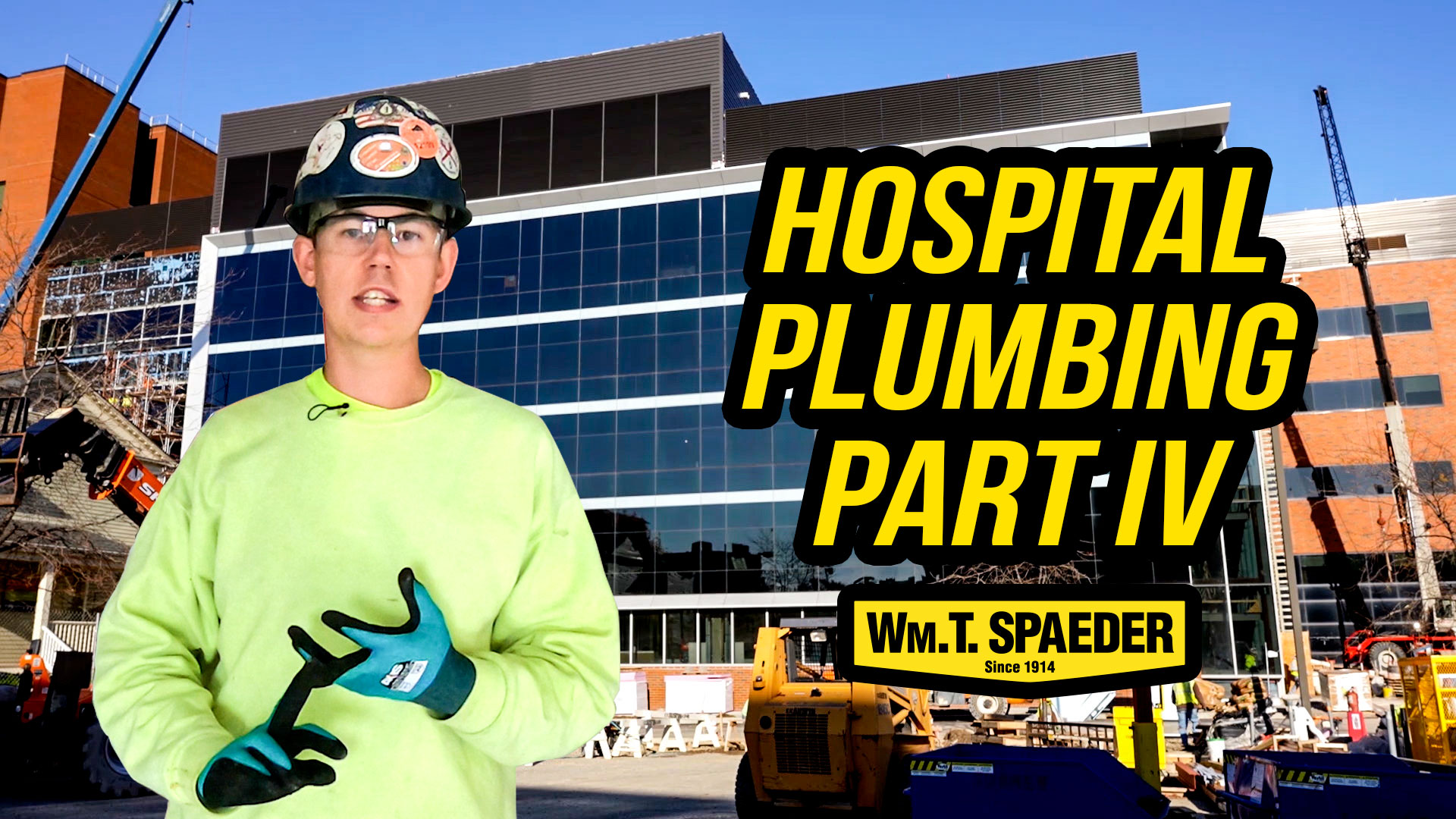 Project Showcase: Hospital Plumbing Part 4