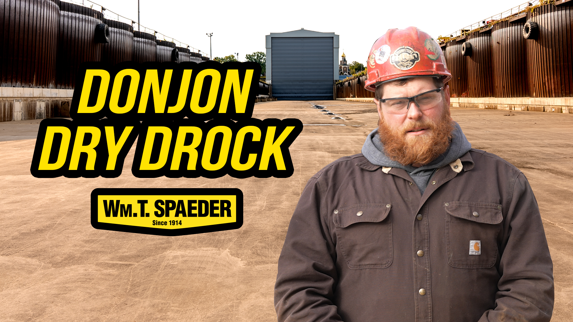 Project Showcase: Donjon Dry Dock