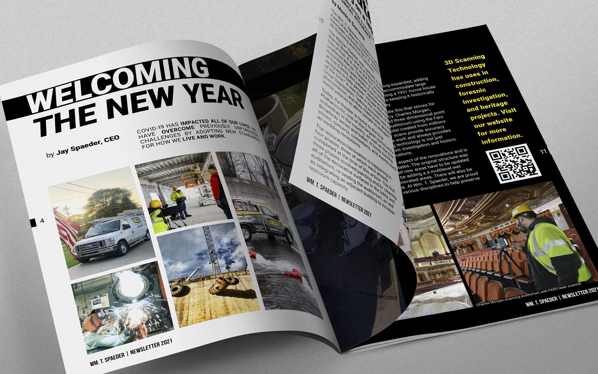 Company Newsletter January 2021