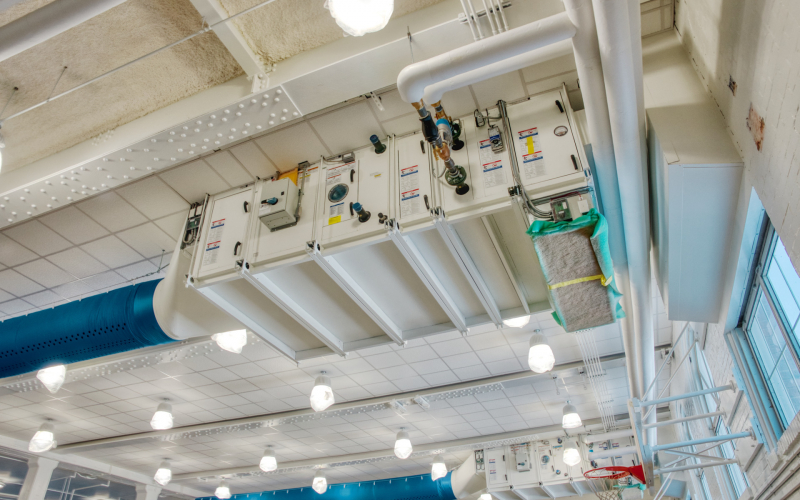 9 Tips to Lower HVAC Energy Consumption in Commercial Buildings