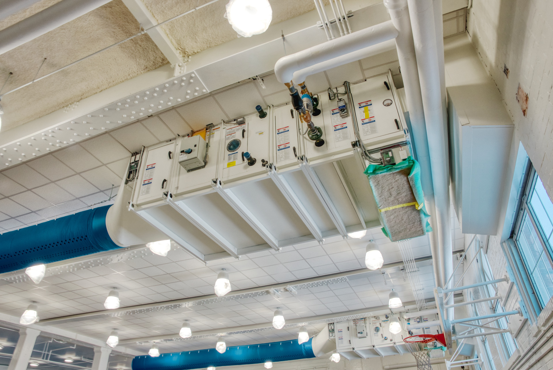 Upgrading your HVAC can lower energy consumption in commercial buildings.