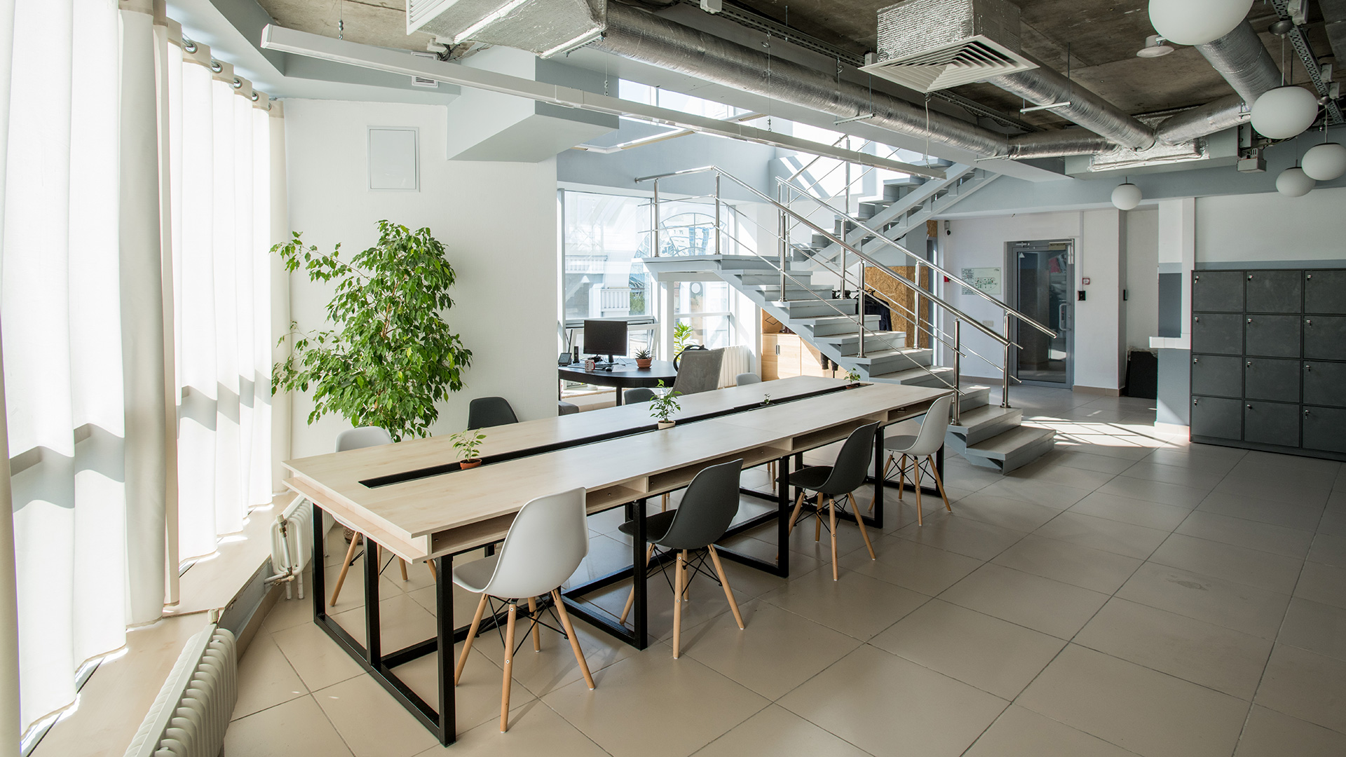 Indoor air quality is important for employee health