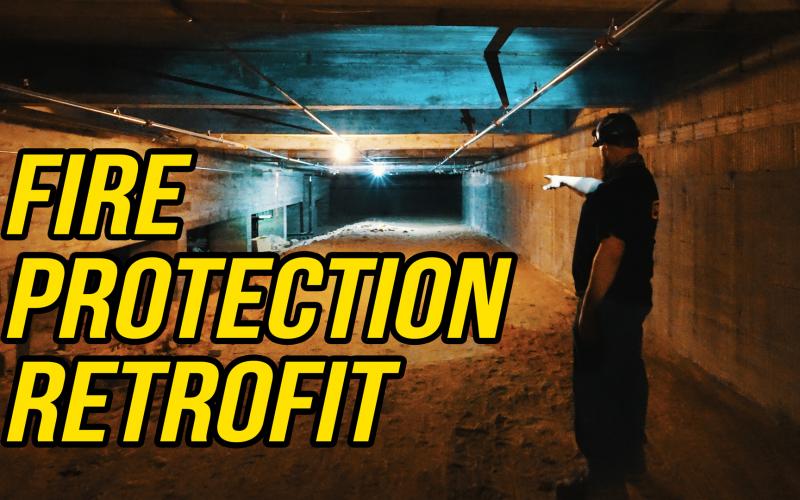 Project Showcase: Wayne Middle School Fire Protection Retrofit