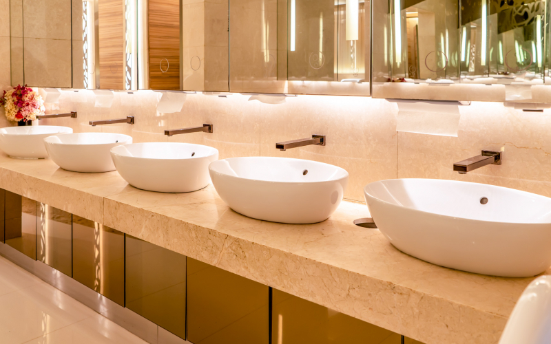 5 Reasons to Install Touchless Faucets